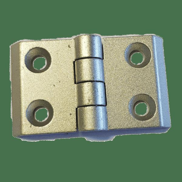 Aluminium Scharnier 45