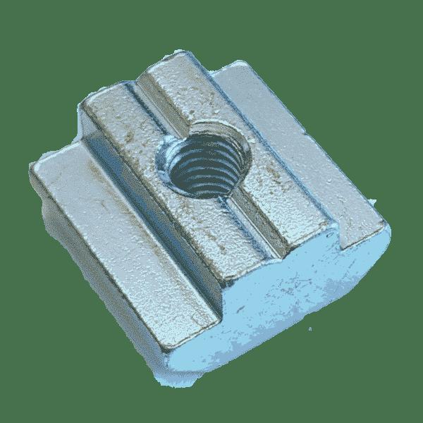 M6 Nutenstein für Nut 10 mm