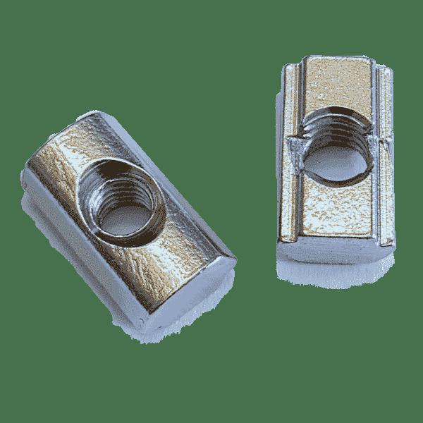 M6 Nutenstein für 6 mm Nut